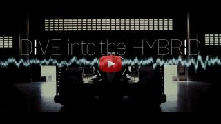 トヨタ、中田ヤスタカ「DIVE into the HYBRID」