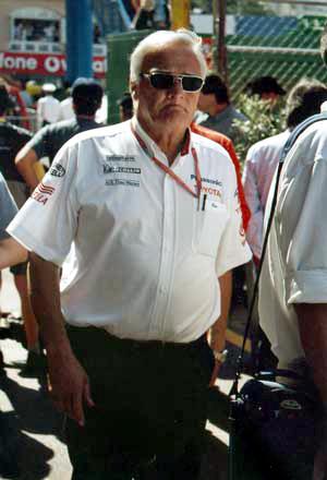 トヨタWRCのドライバー、オベ・アンダーソン