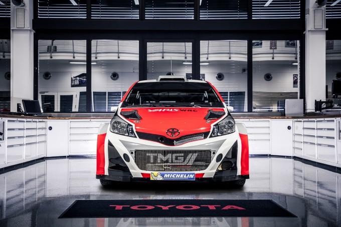 トヨタ ヤリス(ヴィッツ)WRC