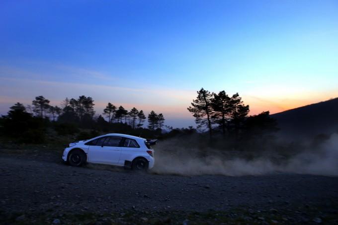 2017年トヨタ復帰へ向け歴史の先端を走るヤリス(ヴィッツ)WRC