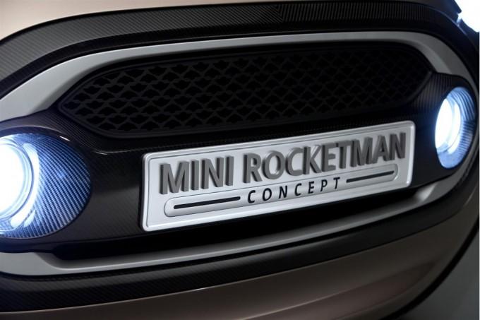 「MINI RocketMan(ミニ ロケットマン)」コンセプトカー